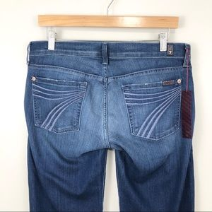 7 For All Mankind NWT Dojo Jeans